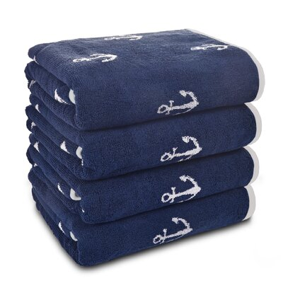 Anchors Bath Towel
