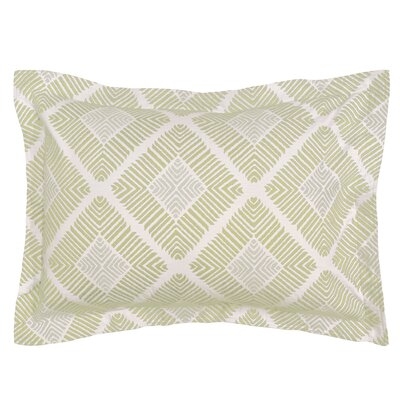 Breezewood Sham Size: King, Color: Sage