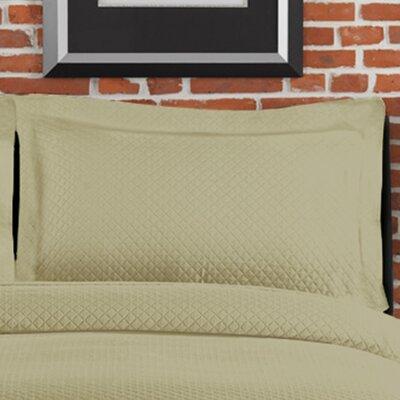 Freman Standard Sham Color: Sage