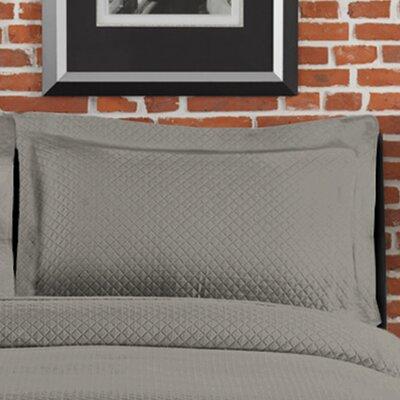 Freman Standard Sham Color: Gray