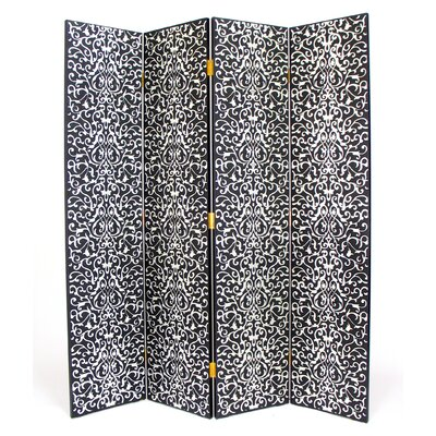 Yuenchai 4 Panel Room Divider