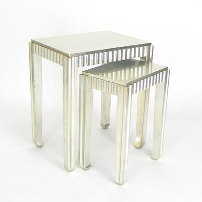 2 Piece Nesting Table Set I