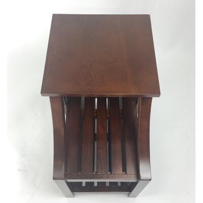 Beeley Rectangle End Table