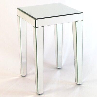 Easy financing End Table...