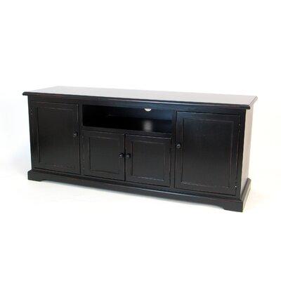 buy low price jofran glenna tv stand in distressed elm and black metal jfi2009. Black Bedroom Furniture Sets. Home Design Ideas