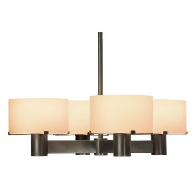 Lillet 4-Light Drum Chandelier