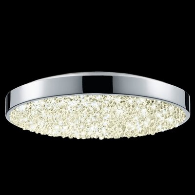 Dazzle 1-Light Flush Mount