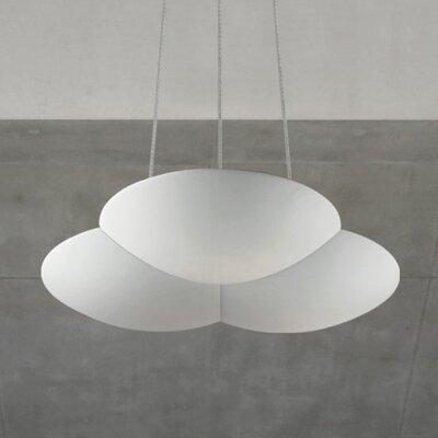 Big Cloud Inverted Pendant Finish: Textured White