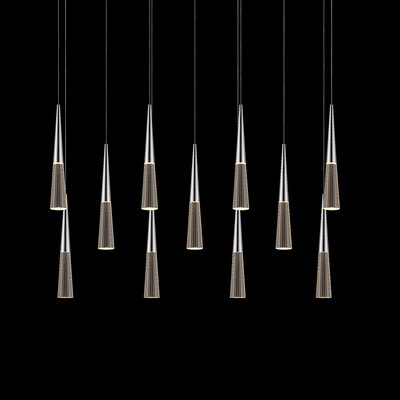 Spire 11-Light Kitchen Island Pendant