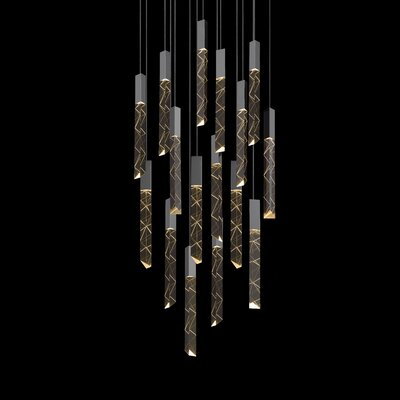 Trinity 16-Light Cascade Pendant