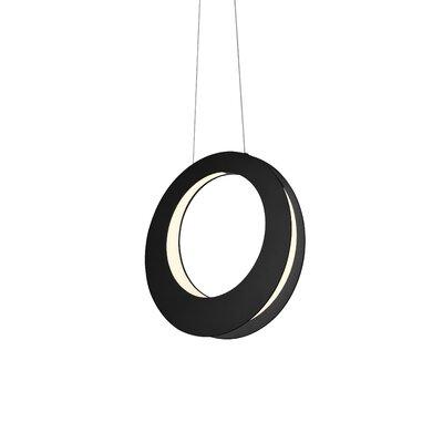 Haro Mini Pendant Finish: Satin Black