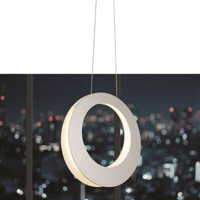 Haro Mini Pendant Finish: Textured White