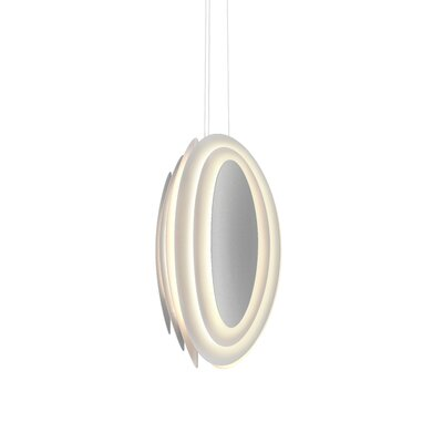 Cowman 1-Light LED Geometric Pendant