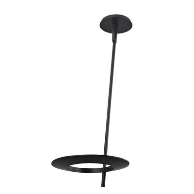 Ringlo Mini Pendant Finish: Satin Black