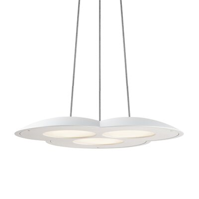 Big Cloud� Inverted Pendant Finish: Textured White