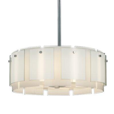 Velo 4-Light Pendant Size: 29