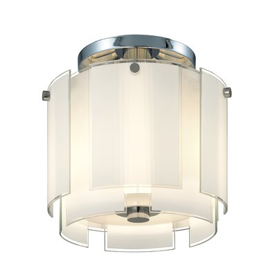 Velo 13 2-Light Semi Flush Mount