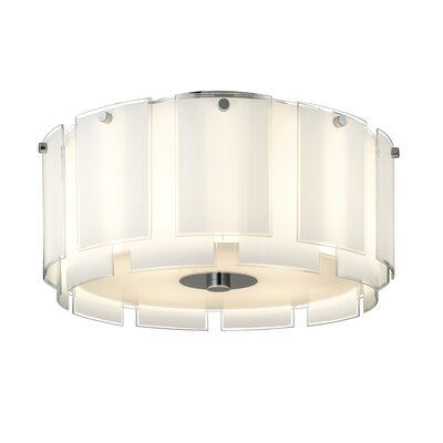 Velo 4-Light Flush Mount