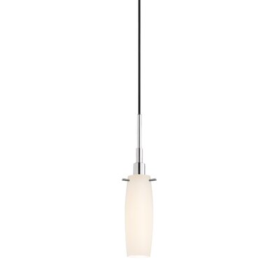Candela 1-Light Tulip Pendant Finish: Polished Chrome