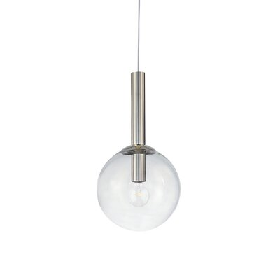 Bubbles 1-Light Pendant Size: Medium