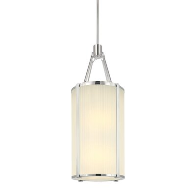 Roxy 6-Light Hanging Lantern Finish: Polished Nickel