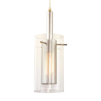 Zylinder 1-Light Single Pendant