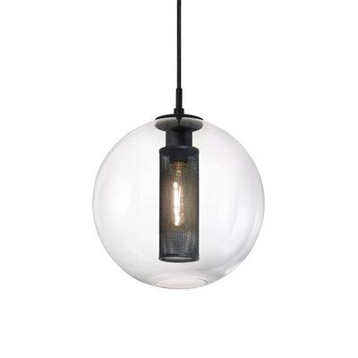 Tribeca 1-Light Globe Pendant Size: 12