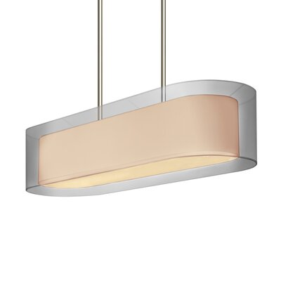 Puri 4-Light Pendant Finish: Satin Nickel