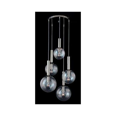 Bubbles 5-Light Pendant