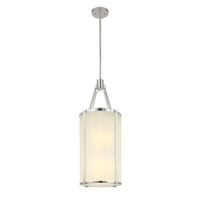 Roxy 6-Light Hanging Lantern Finish: Satin Nickel
