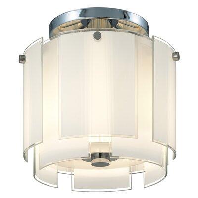 Velo 13 2-Light Semi Flush Mount