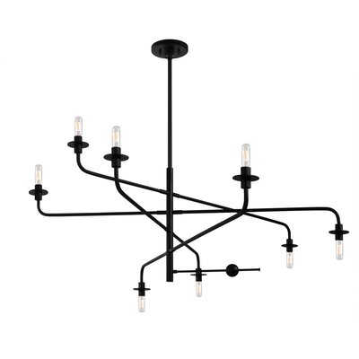 Atelier 8-Light Pendant