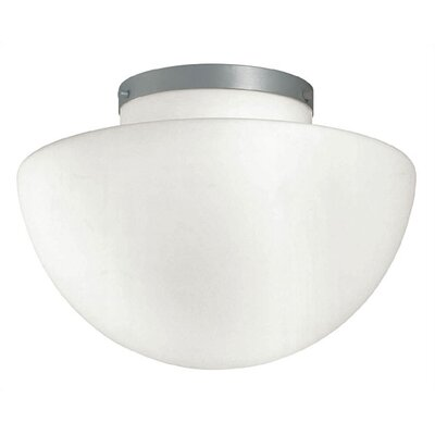 Fungi Semi Flush Mount Size: 8 Dia