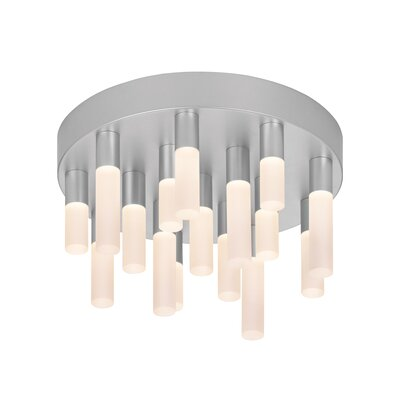 Staccato 16-Light Flush Mount