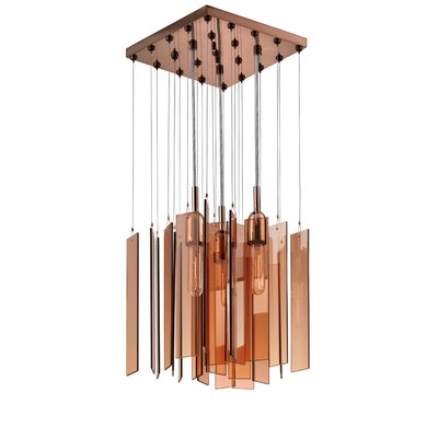Chimes 3-Light Pendant