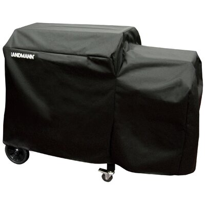 Black Dog 42XT Charcoal Grill and Smoker Cover
