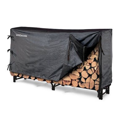 Landmann 8' Log Rack with Cover at Sears.com