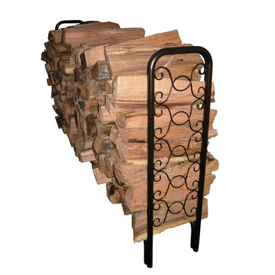 Landmann 8' Ornamental Scroll Log Rack at Sears.com