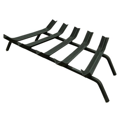 "Landmann Wide V-Bar Fireplace Grate - Size: 27"" at Sears.com"