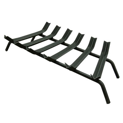 "Landmann Wide V-Bar Fireplace Grate - Size: 30"" at Sears.com"