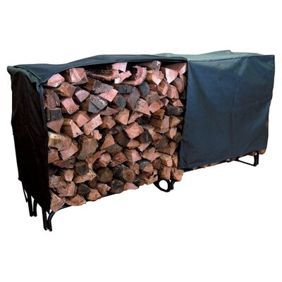 8 Log Rack Cover