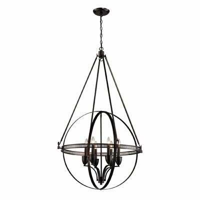 Tanya 4-Light Globe Pendant