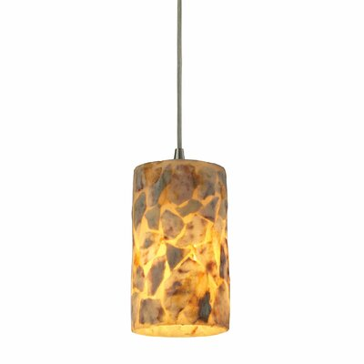 Rocklidge 1-Light Mini Pendant Bulb Type: 100W Med. Bulb