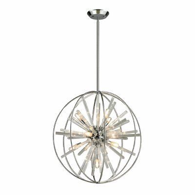 Raynerson 10-Light Globe Pendant