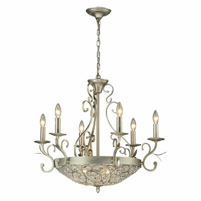 Macleod 9-Light Candle-Style Chandelier