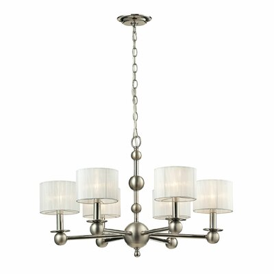Madera 6-Light Drum Chandelier