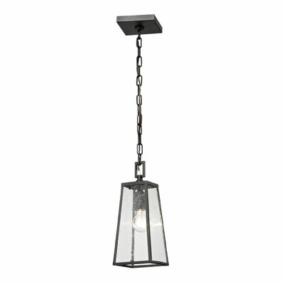 Meditterano 1-Light Outdoor Pendant
