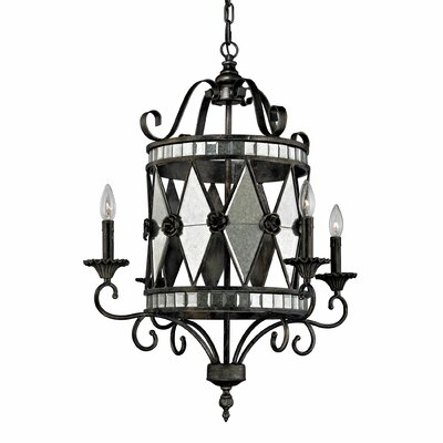 Mariana 4-Light Candle-Style Chandelier