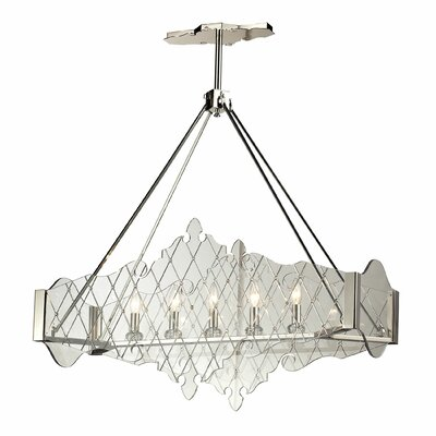 Radelle 5-Light Kitchen Island Pendant