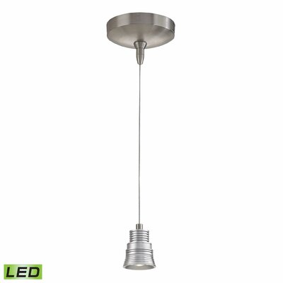 1 LED Integrated Bulb Mini Pendant
